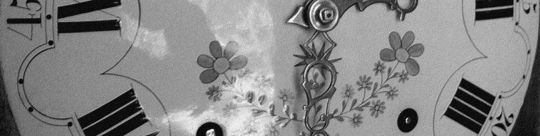 Zifferblatt Comtoise-Uhr
