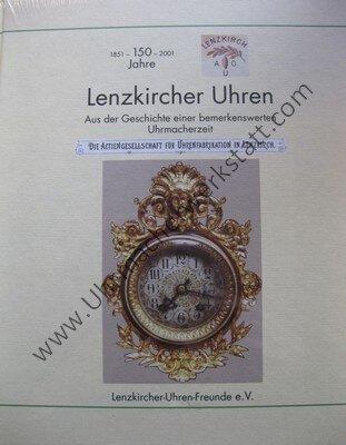Lenzkirch Uhrenbuch