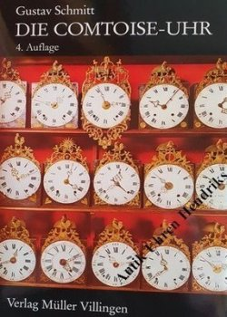 Comtoise-Uhr Gustav Schmitt