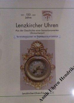 150 Jahre Lenzkircher Uhren
