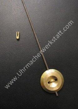 Pendel-Federaufhängung Uhrenzubehoer