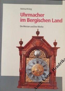 Uhrmacher im Bergischen Land - Uhrenliteratur